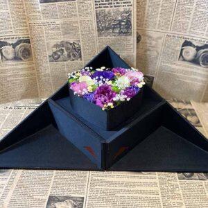 باکس گل چند وجهی
