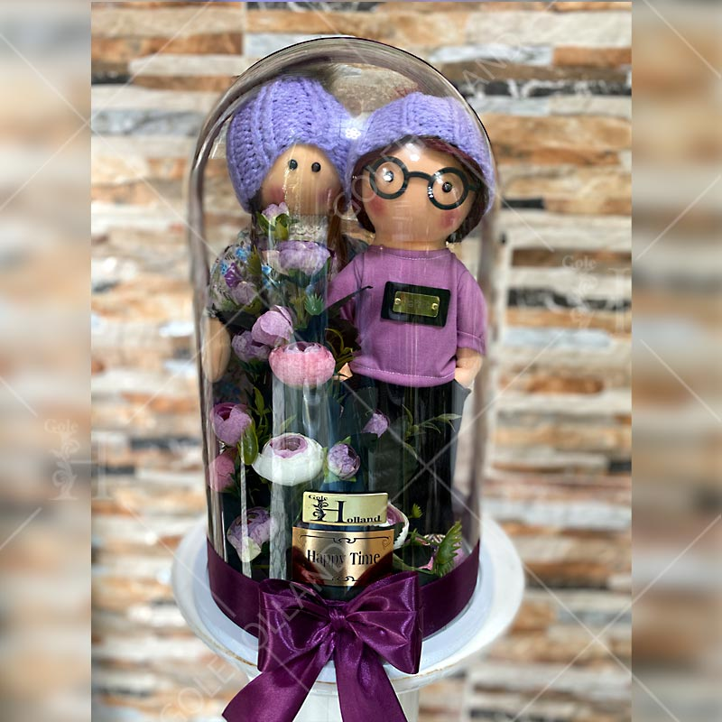 باکس-گل-شیشه-عروسک-روس-01