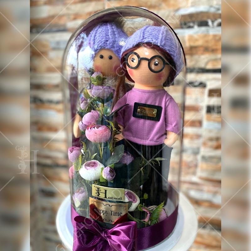 باکس-گل-شیشه-عروسک-روس-02