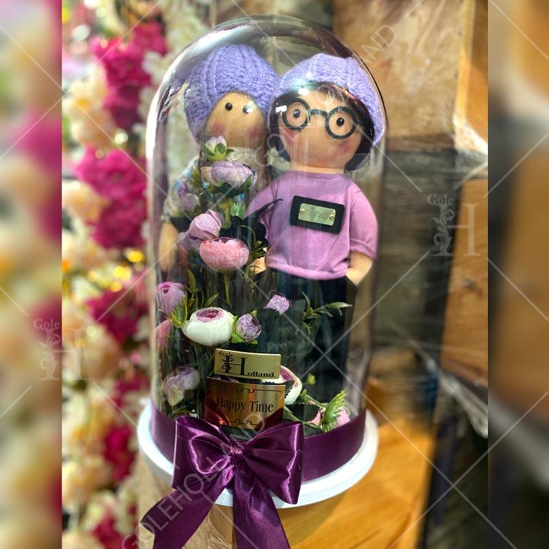 باکس-گل-شیشه-عروسک-روس-03
