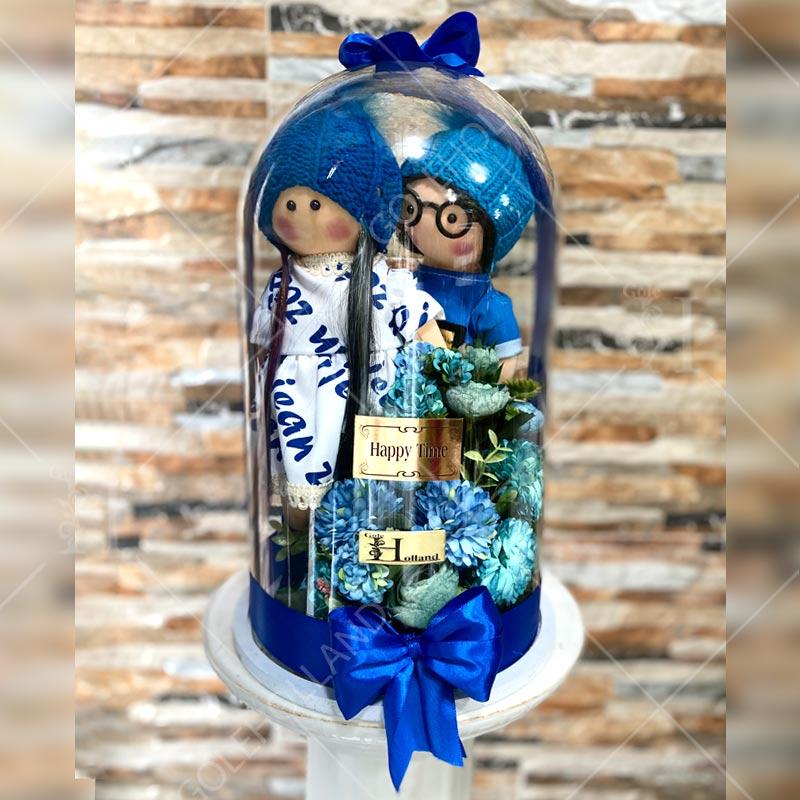 باکس-گل-شیشه-عروسک-روس-11
