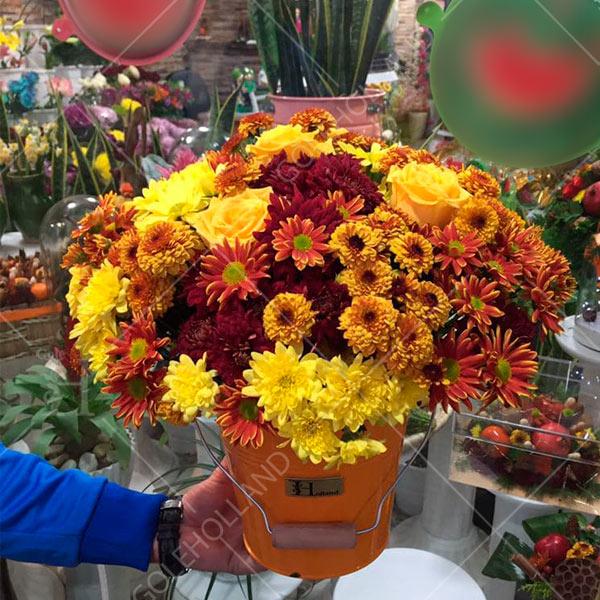 گلدان-فلزی-خزان-گل-هلند01