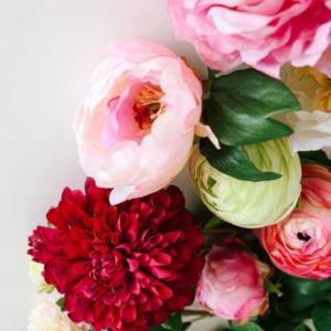 گل های مصنوعی