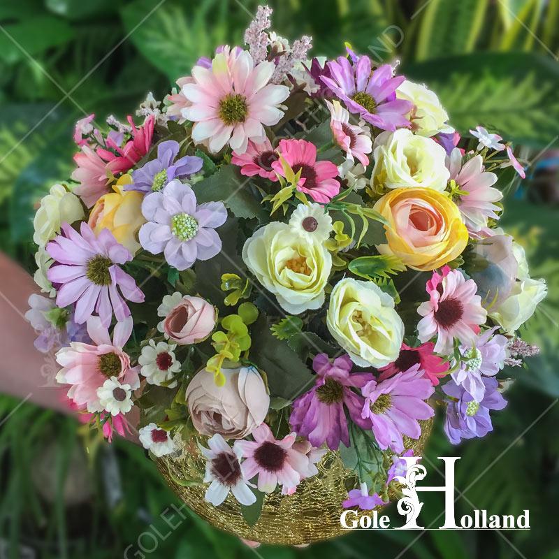 گلدان-مصنوعی-مینیاتوری-کد-301